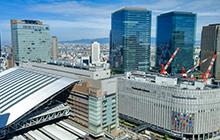 20 minutes to Osaka Station