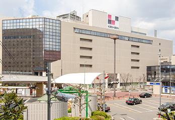 Keihan Department Store Moriguchi