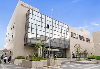Energy Hall(Moriguchibunka Center)